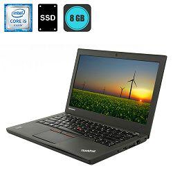Lenovo ThinkPad X250, i5-5300, 8GB DDR3 240GB SSD, WinPro