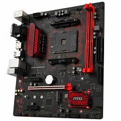 Matična ploča MSI A320M GAMING PRO (SAM4, 2xDDR4, PCI-Ex16, 2xPCI-Ex1, USB3.1, USB2.0 ,4xSATA III, M.2, Raid, VGA, DVI-D, HDMI, GLAN) mATX Retail