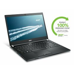 Laptop Acer TravelMate P648-M-59P4, Win 7/10 Pro, 14