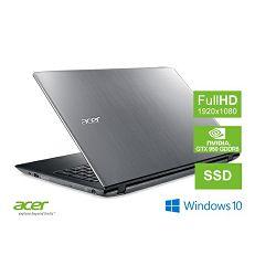 Laptop Laptop Acer Aspire E5-575G-52DK, Win 10, 15,6