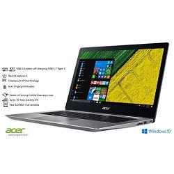 Laptop Acer Swift 3 Silver, Win 10, 14