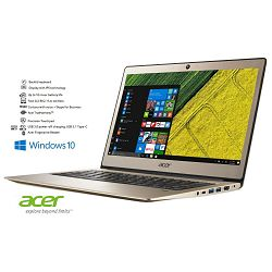 Laptop Acer Swift 1 Gold, NX.GNMEX.001, Win 10, 13,3