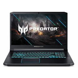 Laptop Acer Predator Helios 300, NH.Q9WEX.00A, Intel Core i7-10750H,16GB DDR4 2933MHz, 512GB PCIe NVMe SSD, 17.3