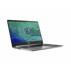 Laptop Acer Swift 1 N5000, NX.GXHEX.005, 4GB, 64GB, InHD, 14