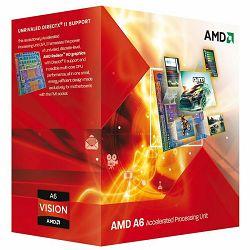 Procesor AMD CPU Kaveri A6-Series X2 7400K (3.9GHz,1MB,65W,FM2+) box, Black Edition, Radeon TM R5 Series