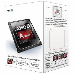 Procesor AMD CPU Kaveri A8-Series X4 7600 (3.8GHz,4MB,65W,FM2+) box, Radeon TM R7 Series