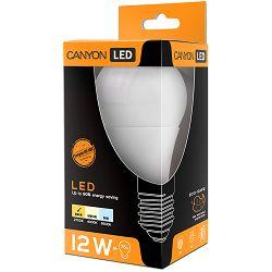CANYON AE27FR12W230VW LED lamp, A65 shape, E27, 12W, 220-240V, 200°, 1055 lm, 2700K, Ra>80, 50000 h