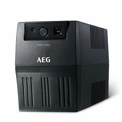 AEG UPS Protect Alpha 600VA/360W