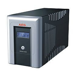 AEG UPS Protect A 1000VA,600W, Line-Interactive, AVR, Data line,network protection, USB,RS232