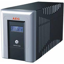 AEG UPS Protect A 1000VA, 600W