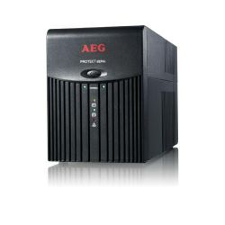 AEG UPS Protect Alpha 1200VA,600W, Line-Interactive, AVR, Data line protection, USB
