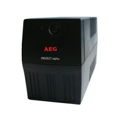 AEG UPS Protect Alpha 600VA,360W, Line-Interactive, AVR, Data line protection, USB