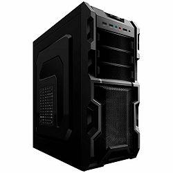 Kućište Midi ATX Gamer Akyga AKY003BK colorFan/12cm 1xUSB3.0 w/o PSU