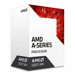 Procesor AMD A8 9600, 3,1/3.4GHz, Radeon R7, AM4, 65W, box