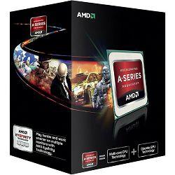 Procesor AMD A8 X4 7600, 3.8GHz, 4MB, FM2