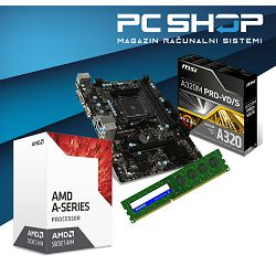 AMD AM4 Basic A8 Bundle
