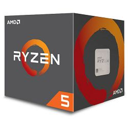 Procesor AMD Ryzen 5 1600, 6C/12T 3,4GHz, 19MB, AM4