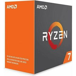 Procesor AMD Ryzen 7 1700, 3,7GHz, 20MB, AM4