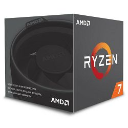 Procesor AMD Ryzen 7 2700, 8C/16T 3,2GHz/4,1GHz, 20MB, AM4