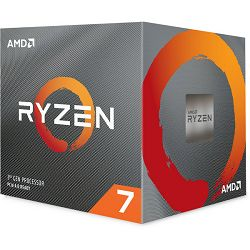 Procesor AMD Ryzen 7 3700X, 8C/16T 3,6GHz/4,4GHz, 32MB, AM4