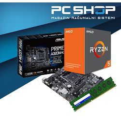 AMD Ryzen 5 1600 Bundle