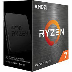 Procesor AMD Ryzen 7 5800X, 8C/16T 3,8GHz/4,7GHz, 36MB, AM4