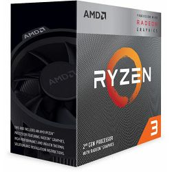 Procesor AMD Ryzen 3 3200G Box, AM4