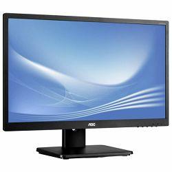 Monitor AOC LCD 23,8'' W, WLED, 250cd, HDMI
