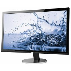 Monitor AOC LCD 27' Wide , 1ms, 16:9, DP