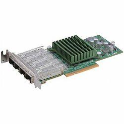 Supermicro 4-port 10Gbe Standard LP with SFP+, Intel XL710-AM1