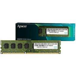 Memorija Apacer  DIMM 4GB DDR3 1600MHz 240-pin, Retail
