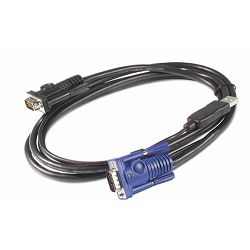 APC KVM USB Cable - 12 ft (3.6 m)