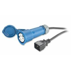 APC Power Cord, C20 to IEC309 (16A), 2.5m