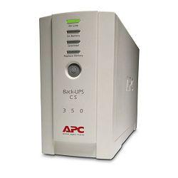 APC BK350EI Back-UPS CS 350VA 210W Izlazna snaga 210W