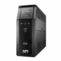 APC Back UPS Pro BR 1200VA 720W 1200VA, 8x IEC C13 Outlets, AVR, LCD Interface, Sinewave