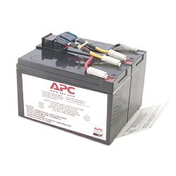 APC RBC48 Zamjenska Baterija 48, SUA750I