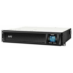 APC Smart-UPS C 1000VA 2U Rack mountable LCD
