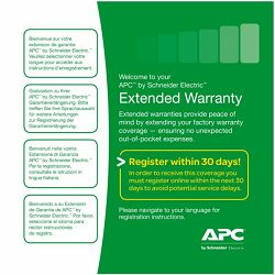 APC 1 Year Warranty Extension 8-10 kVA UPS