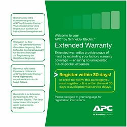 APC Service Pack 1 Year Warranty Extension for Accessories