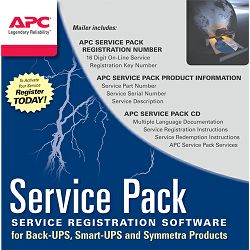 APC WBEXTWAR3YR-SP-01 Service Pack 3 Produljenje Garancije