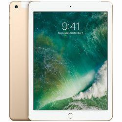 Apple 9.7-inch iPad Cellular 128GB - Gold - mpg52hc/a