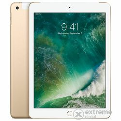Apple 9.7-inch iPad Cellular 32GB - Gold - mpg42hc/a