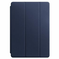 Apple Leather Smart Cover for 10.5-inch iPad Pro - Midnight Blue - mpua2zm/a