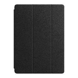 Apple Leather Smart Cover for 12.9-inch iPad Pro - Black - mpv62zm/a