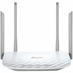 TP-Link AC1200 Archer C50 bežični usmjerivač (Dual-Band Router) 300Mbps/867Mbps (2.4GHz/5GHz), 802.11a/b/g/n/ac, 1×WAN, 4×LAN, USB2.0, 2 x fiksne antene