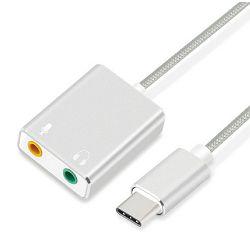 Asonic zvučna kartica USB Tip C