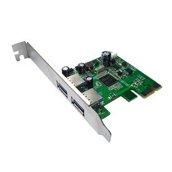 Asonic PCI-e Card adapter 2port USB3.0