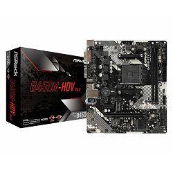 Matična ploča ASRock Main Board Desktop B450M-HDV R4.0