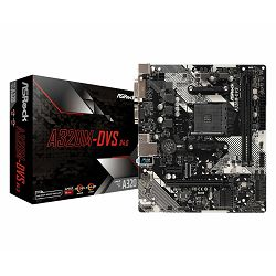 Matična ploča ASRock Main Board Desktop A320M-DVS R4.0