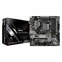Matična ploča ASRock Main Board Desktop B450M PRO4